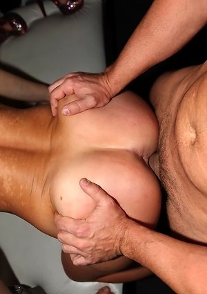 Big Butt Party Porn