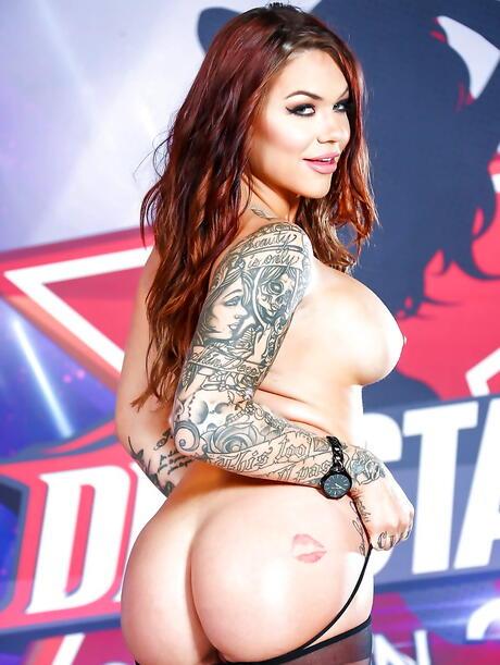 Butt Tattoos Porn