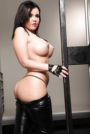 Latex Butt Porn