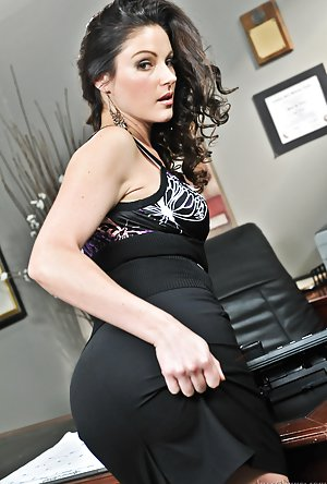 Secretary Butt Porn